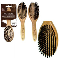 OmniPet Pro-Finish Bamboo Bristle Brush