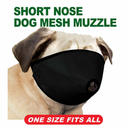 ProGuard Short Nose Dog Muzzle