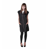 Betty Dain 1299 Black Stylist Vest