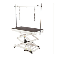 Flying Pig FP4000A Super Low X-Style Electric Lift Table