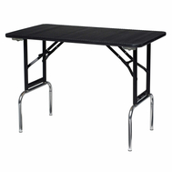 "Petlift 36"" Folding Grooming Table w/Adjustable Legs"