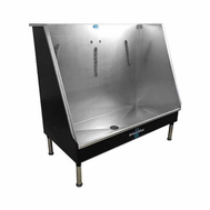 "Groomers Best 58"" Elite Walk-in Bathing Station"