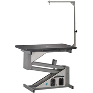 "Groomers Best 48"" Hydraulic Table w/Rotating Arm"