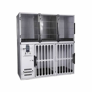 Edemco F500 Double Drying Cage and Cage Unit