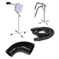 Edemco F850 Force II Combination Stand Dryer