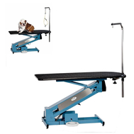 "Petlift 54"" Electric Ultra Lift Surfboard Table w/Rotate Arm"
