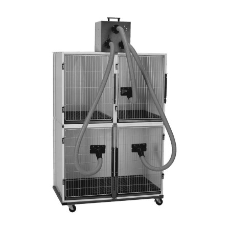 Edemco Rectangular Cage Attachment - Example
