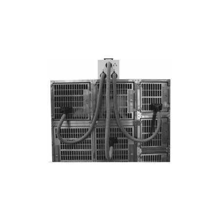 Edemco F870 Force 3 Cage Dryer