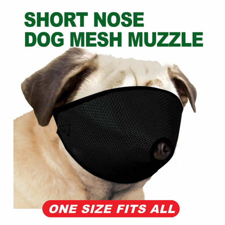 ProGuard Short Nose Dog Muzzle