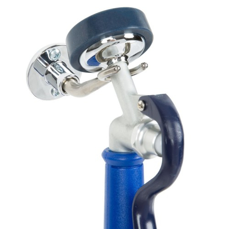 Angled Sprayer Nozzle and Wall Hook