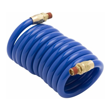 9 Foot Coiled Hose