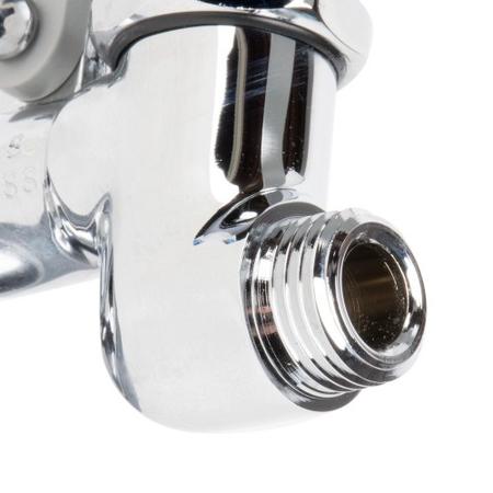 Sprayer Nozzle End Hose Hook-up