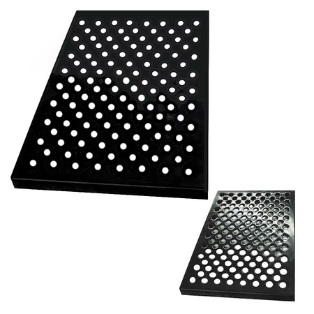 Optional Edemco Floor Grate