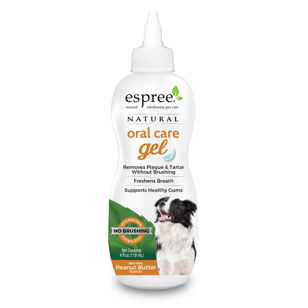 Espree Oral Care Peanut Butter Flavor Gel-4oz