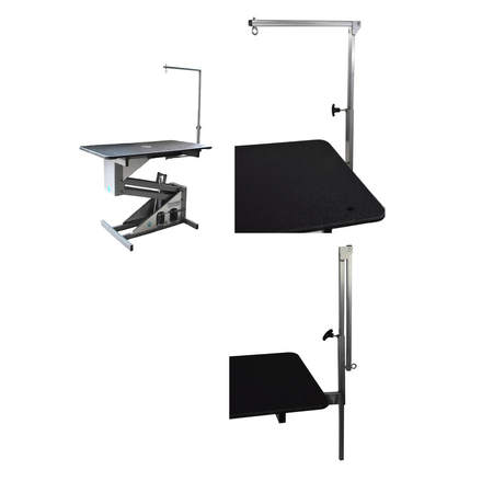 "Groomers Best 42"" Hydraulic Table Rotating Arm"
