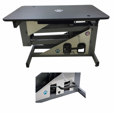 "Groomers Best 42"" Hydraulic Table"
