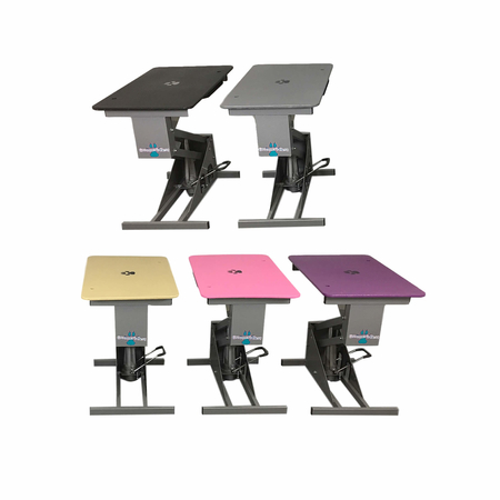 """Groomers Best 48"""" Hydraulic Table - Top Color Choices"""