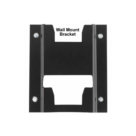 Includes Wall Mount Bracket