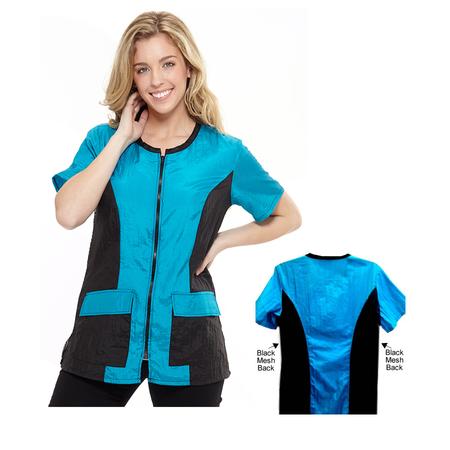 Stylist Wear Modern Girl Mesh Jacket