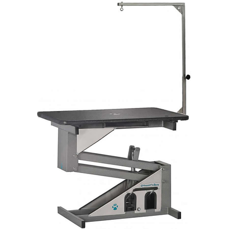 """Groomers Best 36"""" Hydraulic Table w/Rotating Arm"""