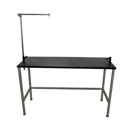 """Groomers Best 60"""" Table, Grooming Arm"""