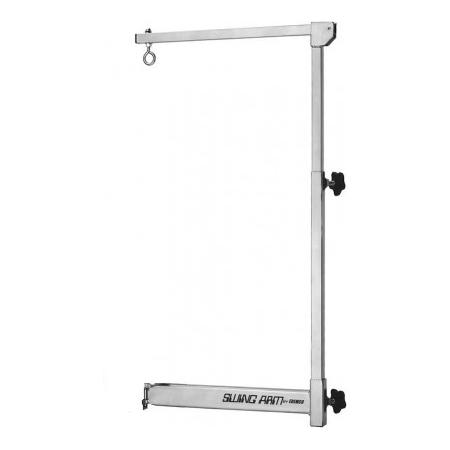 Edemco Swing Arm Post, Knob & Bar Only