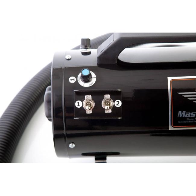 b3dd90ec50a3d Metro MB3V Master Blaster Variable Speed, 8HP Dryer